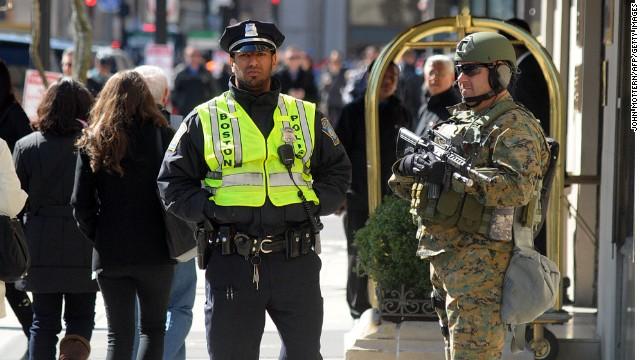 El ataque en Boston extrema la postura de la oposición a la ley migratoria