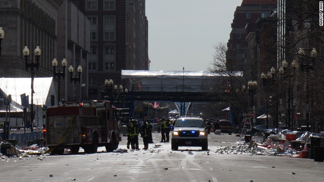Why U.S. was surprised, but prepared for Boston attack