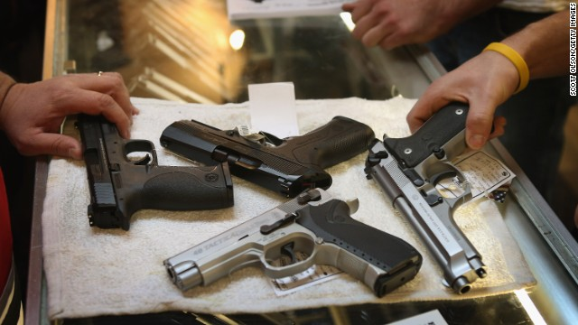 Senate nixes gun background checks expansion