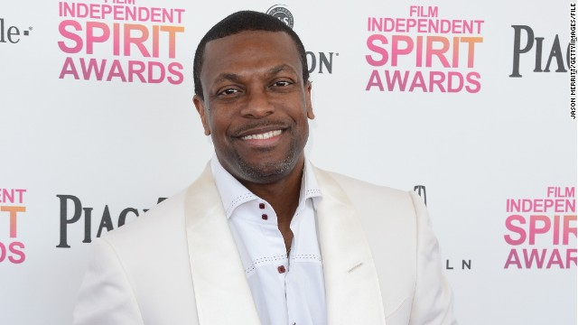 Chris Tucker to host 2013 BET Awards
