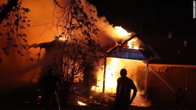 Cómo afectará a la salud el incendio en la planta de fertilizantes en Texas