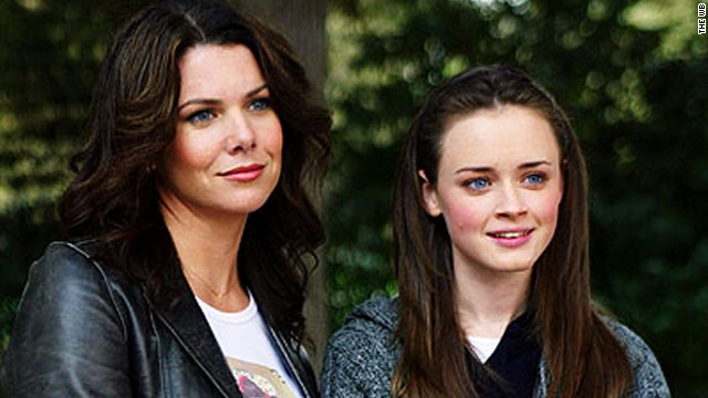 "We miss curling up on the couch with the best mother-daughter duo known to TV. No matter which way you spin it, a ""Gilmore Girls"" reunion (starring Lauren Graham, left, and Alexis Bledel) is a great idea."