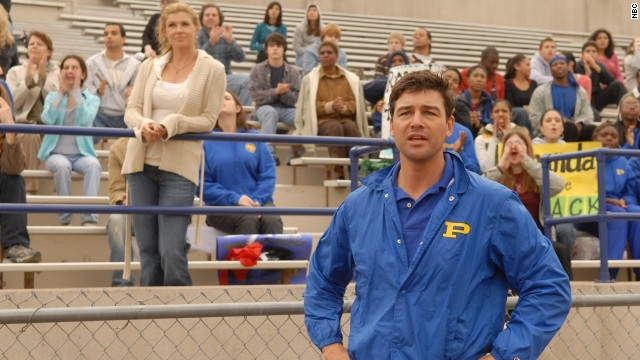 "<strong>""Friday Night Lights"" (2006)</strong>: Based on a best-selling book and hit movie, the TV series offered a wisdom about small towns and relationships seldom seen in the medium."