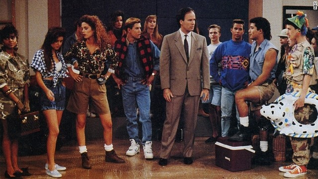 "Beloved '90s sitcom ""Saved by the Bell"" is celebrating its 25th anniversary. The show debuted on NBC on August 20, 1989, after it was rebooted from a failed Disney series titled ""Good Morning, Miss Bliss."" It's the subject of the Lifetime movie ""The Unauthorized Saved by the Bell Story,"" which aired September 1, 2014."