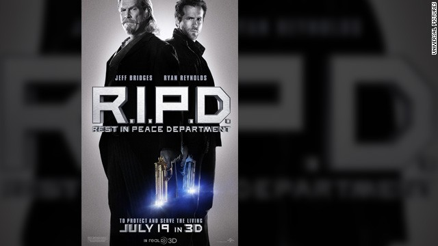 Trailer Park: Ryan Reynolds, Jeff Bridges in &#039;R.I.P.D.&#039;