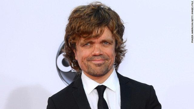 Peter Dinklage isn't buying his sex symbol status