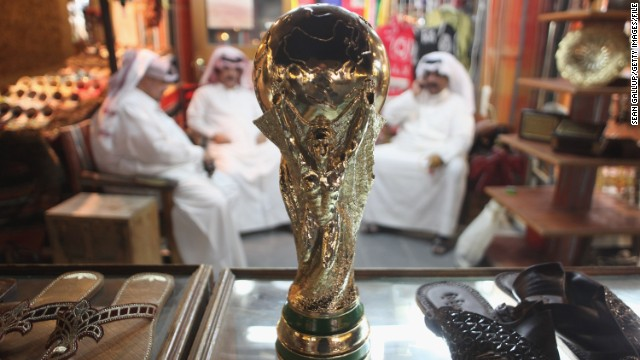 Desert heat: World Cup hosts Qatar face scrutiny over 'slavery' accusations