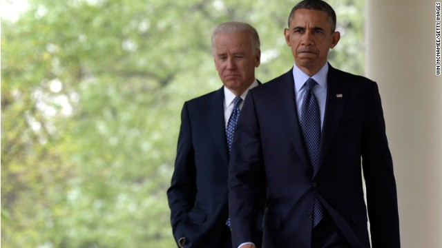 Obama: 'No way' would I have run in '12 without Biden
