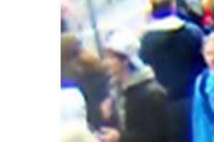 Fotos de los sospechosos del atentado de Boston