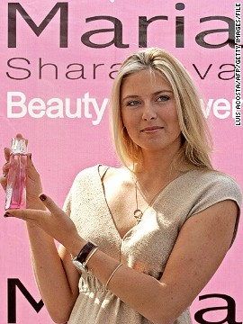 That success allowed Eisenbud to court major sponsors, and helped Sharapova launch her own perfume among other non-tennis sidelines.
