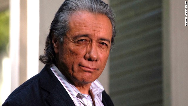 Edward James Olmos in