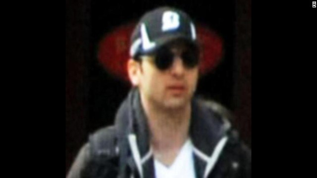 Authorities later identified Suspect 1 as Tamerlan Tsarnaev.