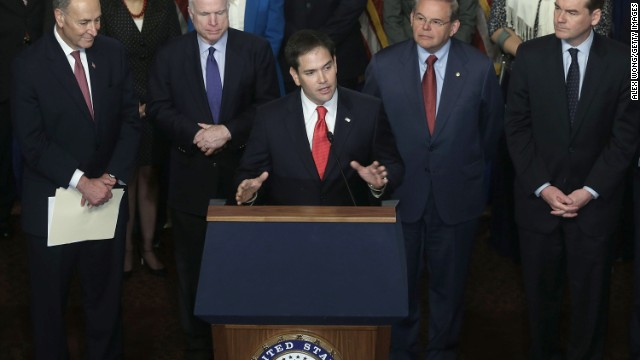Sen. Marco Rubio: Immigration bill 'probably can't pass the House'