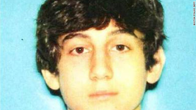 The Boston Police Department released this undated photograph of the suspect on April 19. See all photography related to the Boston bombings.