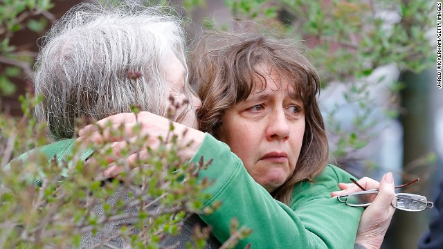 Frightened residents were questioned near the home of Dzhokhar Tsarnaev, on Norfolk Street in Cambridge, Massachusetts.