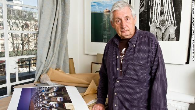 Album art designer Storm Thorgerson dies