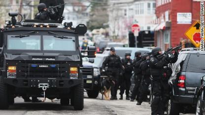 Minuto a minuto: Cacería humana en Boston