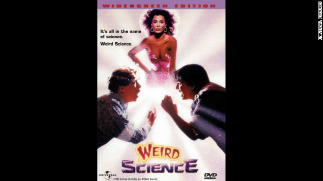 'Weird Science' is getting a remake