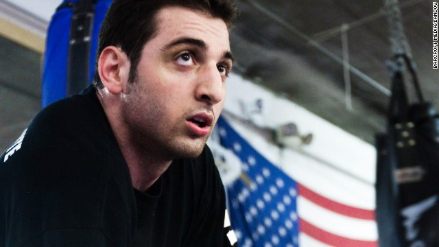Tamerlan Tsarnaev, Boston Marathon bombings suspect, was photographed for a university graduate magazine story in April 2009. The photographer did not want to be named for this story. According to the published article, he hoped to be selected for the U.S. Olympic boxing team and become a naturalized American. Authorities say an overnight shootout with police left him dead on Friday, April 19. See all photography related to the Boston bombings.