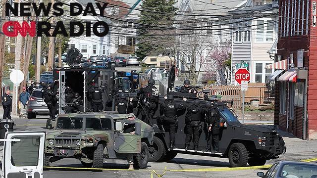 CNN Radio News Day: April 19, 2013