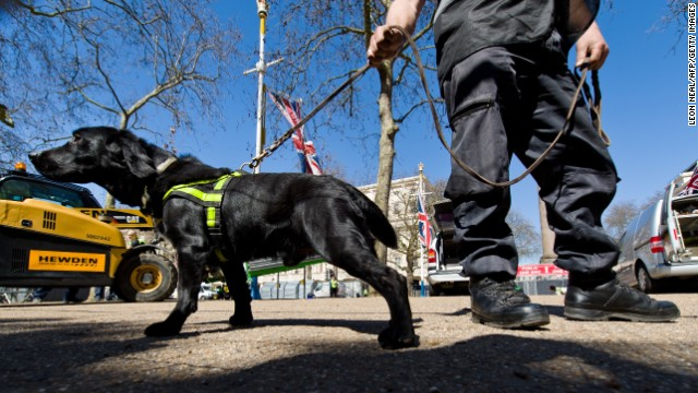 Runners head to London Marathon amid heightened security