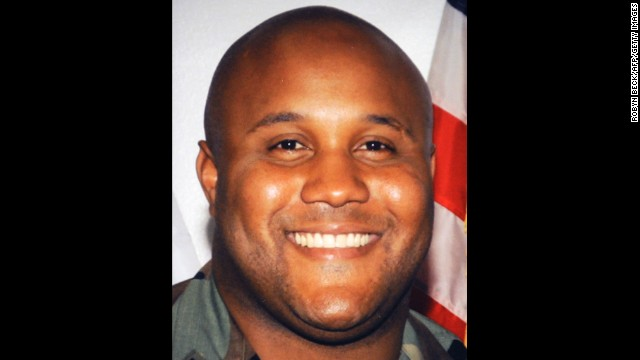 Former Los Angeles police officer Christopher Dorner led police on a chase lasting days before he was tracked to a hideout in the San Bernardino Mountains. He took his own life on February 12.