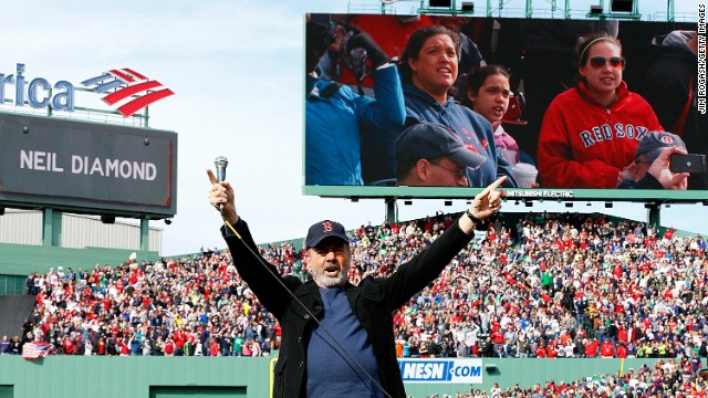 Photos: Boston celebrates
