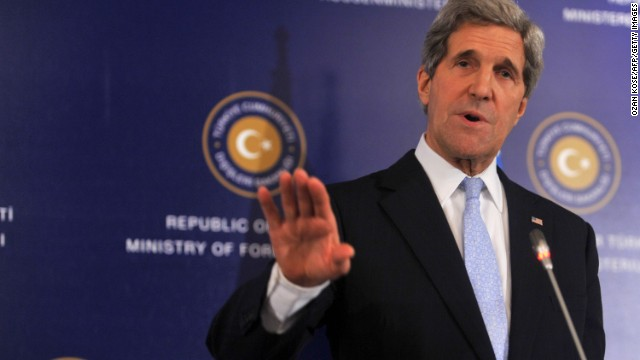 Analysis: Kerry ready to dirty hands in diplomatic deal-making