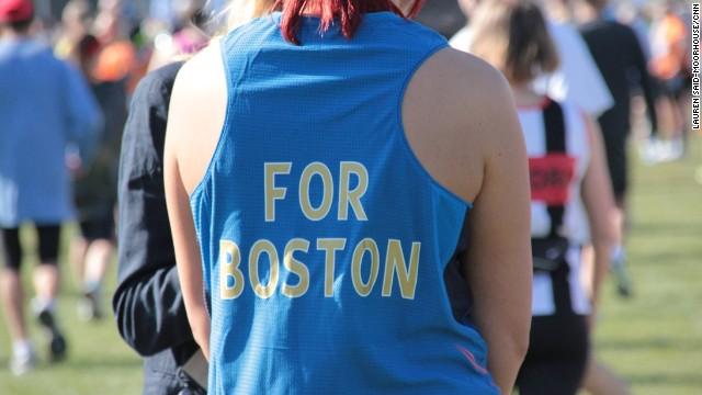 Maratón de Londres rinde homenaje a las víctimas de Boston