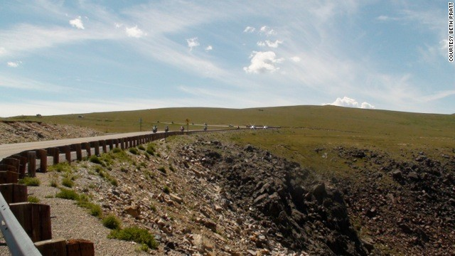 Drive the 67-mile Beartooth Highway to see the beautiful scenery, but don't forget to get out of the car to find many magnificent views a short walk from the road.