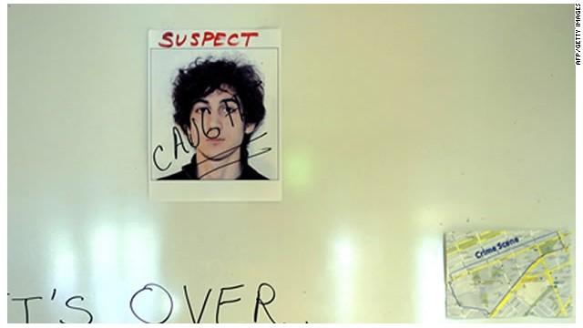 Dzhokar Tsarnaev, sospechoso del atentado en Boston se comunica por escrito
