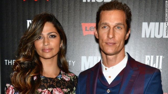 Matthew McConaughey: Sentimental? Nah