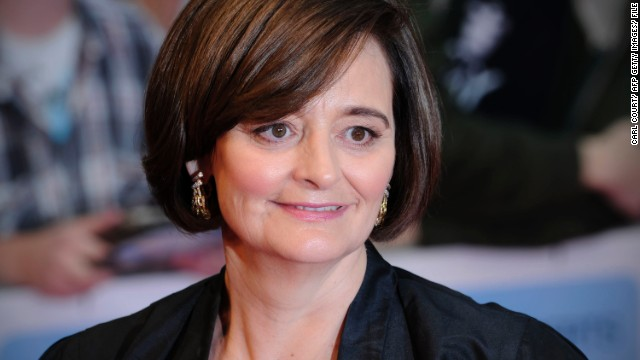 Cherie Blair: I want to see women achieve full equality before I die
