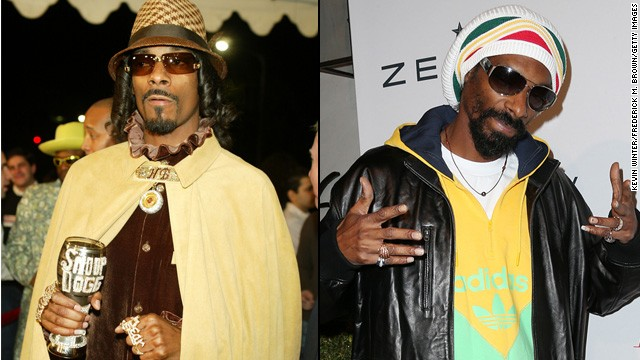 "In case the artist formerly known as Snoop Dogg's name change didn't make it obvious that he's in the midst of reinventing himself, perhaps his latest album title, ""Reincarnated,"" will do the trick. Snoop Lion's new look is a bit more Bob Marley, while his new sound is a bit more reggae."