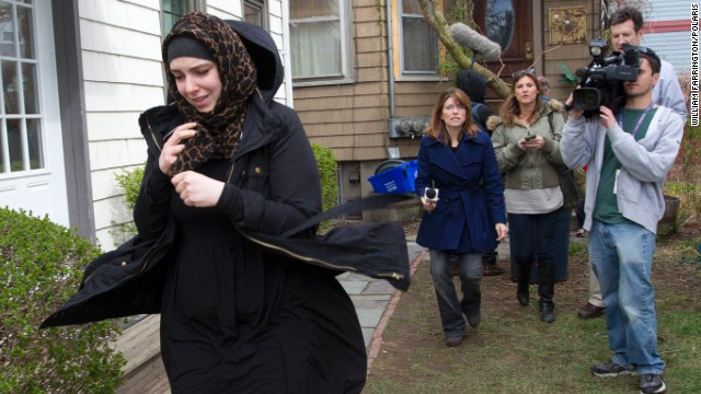FBI interested in speaking with Tamerlan Tsarnaev's widow