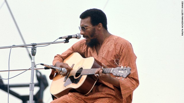 Folk singer Richie Havens dead at 72