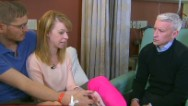 Bombing survivor who lost foot: Dance is my life