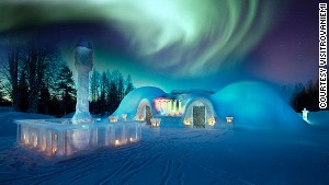 Since most of Lapland is situated within the Arctic Circle, it\'s an ideal spot to watch the northern lights.