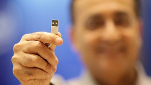 USB co-inventor on becoming tech 'rock star'