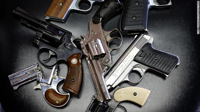 cnn poll: support for stricter gun control fades