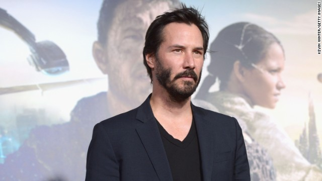 Keanu Reeves on the 'Point Break' remake