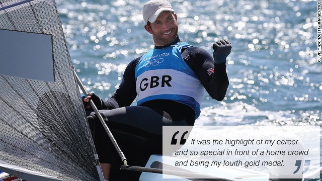 New challenge for sailing star
