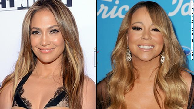 Was 'Idol' eyeing J. Lo to replace Mariah Carey?