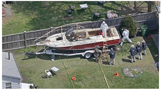 Un ataque de obsesión permitió descubrir al sospechoso del atentado en Boston