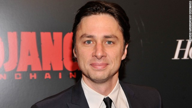 Zach Braff gets Kickstarter support for 'Garden State' follow up