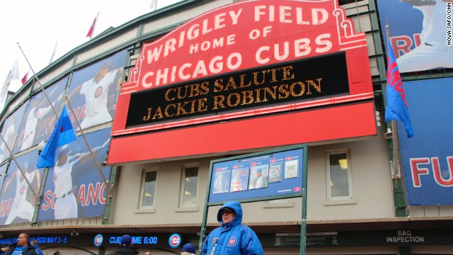 Wrigley Field changes proposed