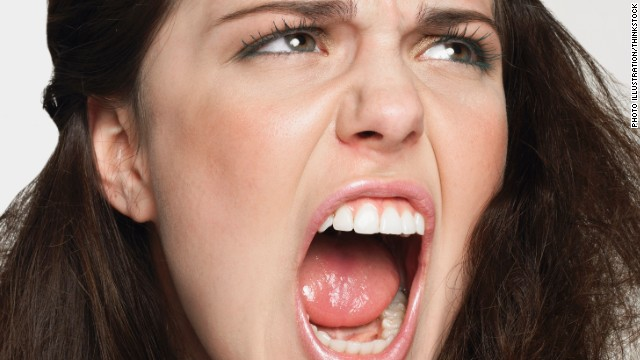 Angry outbursts may raise heart attack, stroke risk