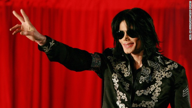 New music by the late Michael Jackson is being released in May.