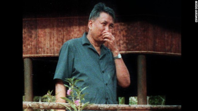 According to media reports, the cremation site of Pol Pot, the Khmer Rouge leader who killed hundreds of thousands in the late 1970s, is on display in Anlong Veng, Cambodia. Visitors pay $2 to see the spot where he was cremated, <a href='http://www.telegraph.co.uk/news/worldnews/asia/cambodia/1476157/Roll-up-to-see-mass-murderer-Pol-Pots-ashes-for-two-dollars.html' target='_blank'>news reports say</a>.