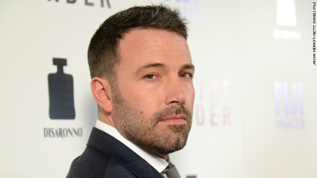 Brown to grant Ben Affleck honorary degree